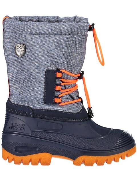 CMP Campagnolo Junior Ahto WP Snow Boots Denim Melange